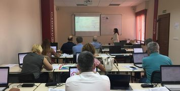 2nd Spanish Workspop in Teruel